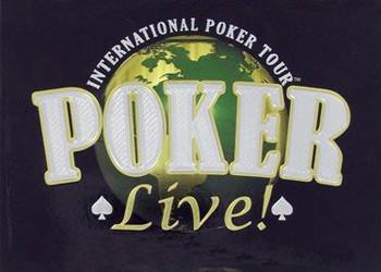 International Poker Tour: Poker Live!
