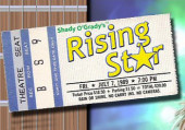 Shady O' Grady's Rising Star