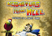 Neighbours From Hell: Revenge is a sweet game