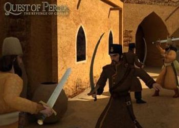 Quest of Persia: The Revenge of Ghajar