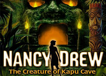 Нэнси Дрю. Чудовище пещеры Капу