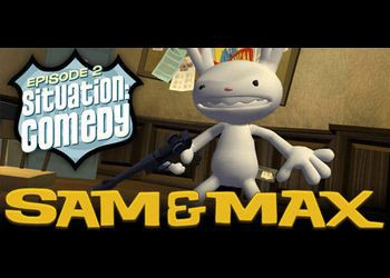 Sam & Max: Episode 2 - Situation: Comedy