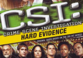 CSI: Crime Scene Investigation - Hard Evidence: save файлы
