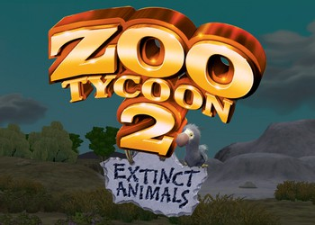 ZOO TYCOON 2-EXTINCT ANIMALS