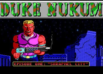 Duke Nukem Episode 1: Shrapnel City