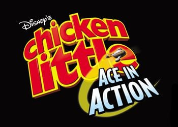 Disney's Chicken Little: Ace in Action