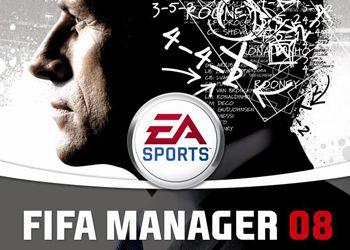Патч к игре FIFA Manager 08.