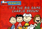 Peanuts: It's The Big Game, Charlie Brown!