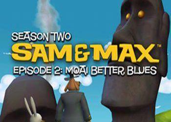 Sam & Max: Episode 202 - Moai Better Blues