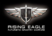 Rising Eagle: Futuristic Infantry Warfare