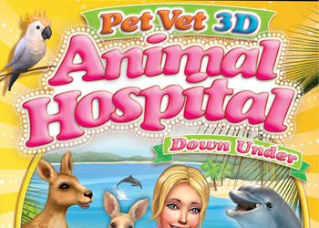 Pet Vet 3d Animal Hospital Down Under 1 трейнер