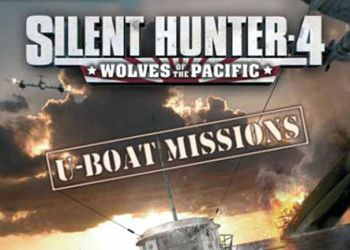 Silent Hunter 4: Wolves of the Pacific - U-Boat Missions: +22 трейнер