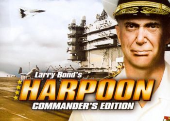 Larry Bond's Harpoon: Commander's Edition