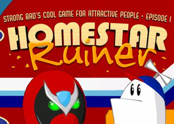 Strong Bad's Cool Game for Attractive People: Episode 1 - Homestar Ruiner