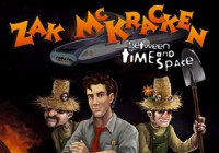 Zak McKracken Between Time and Space