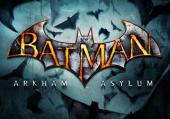 Batman: Arkham Asylum: Save файлы