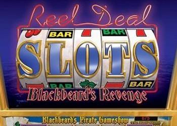 Reel Deal Slots: Blackbeard's Revenge