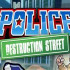 Сайт игры Police: Destruction Street
