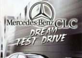Mercedes CLC Dream Test Drive
