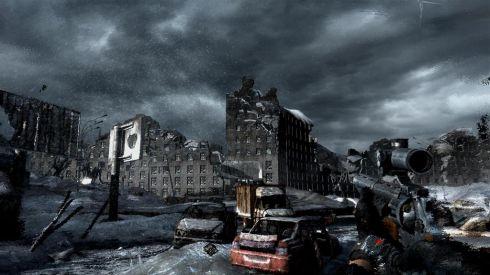 игра метро 2033 скачать бесплатно русская версия - фото 5