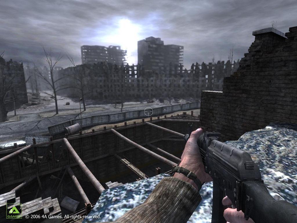 игра метро 2033 скачать бесплатно русская версия - фото 8