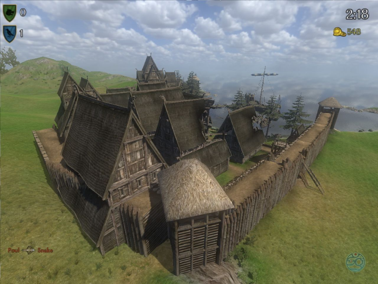 Mount & Blade. Warband v1.132 (RUS/ENG) [RePack]