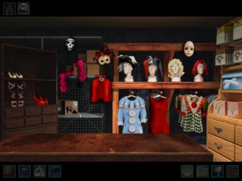 Nancy Drew The Phantom of Venice