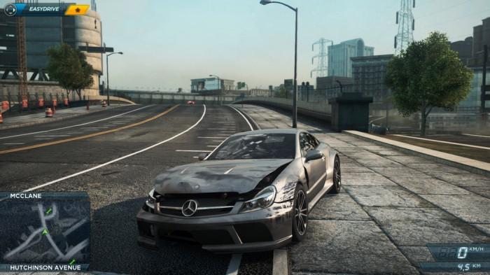 Как создать свою машину в need for speed most wanted