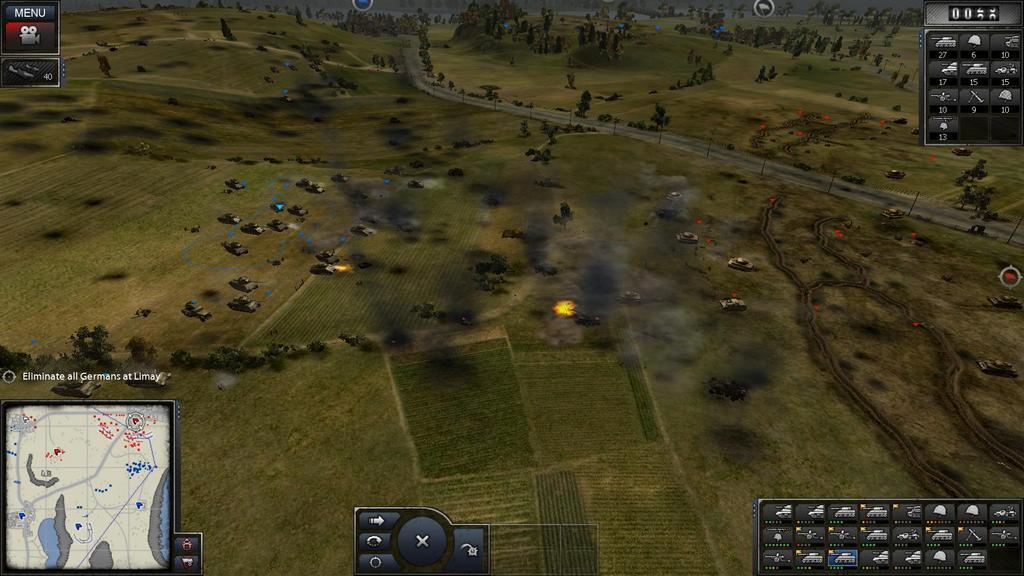 Order Of War Столкновение Торрент