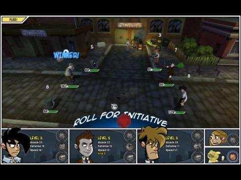 Penny Arcade Adventures На сонячно-Slick Обрив Темряви