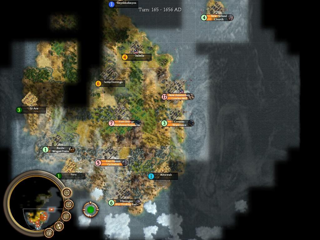 Sid Meier's Civilization IV.