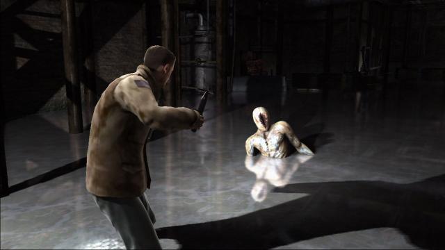 Новая часть Silent Hill станет шутером от первого лица?