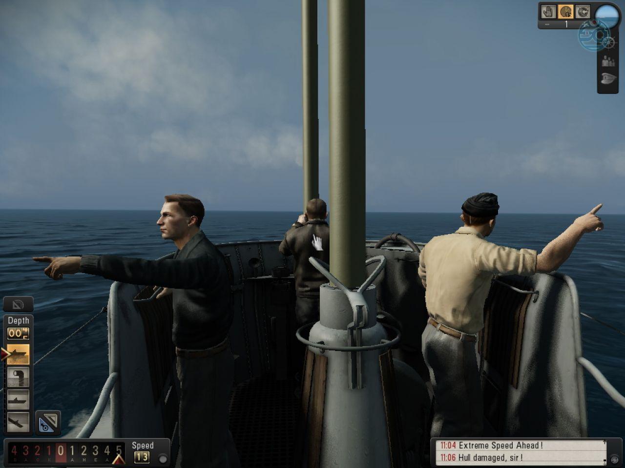Скачать бесплатно игру Silent Hunter 5 Battle of the Atlantic (Тихий