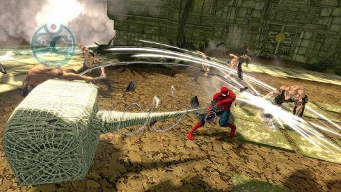 скачать трейнер spider man shattered dimensions