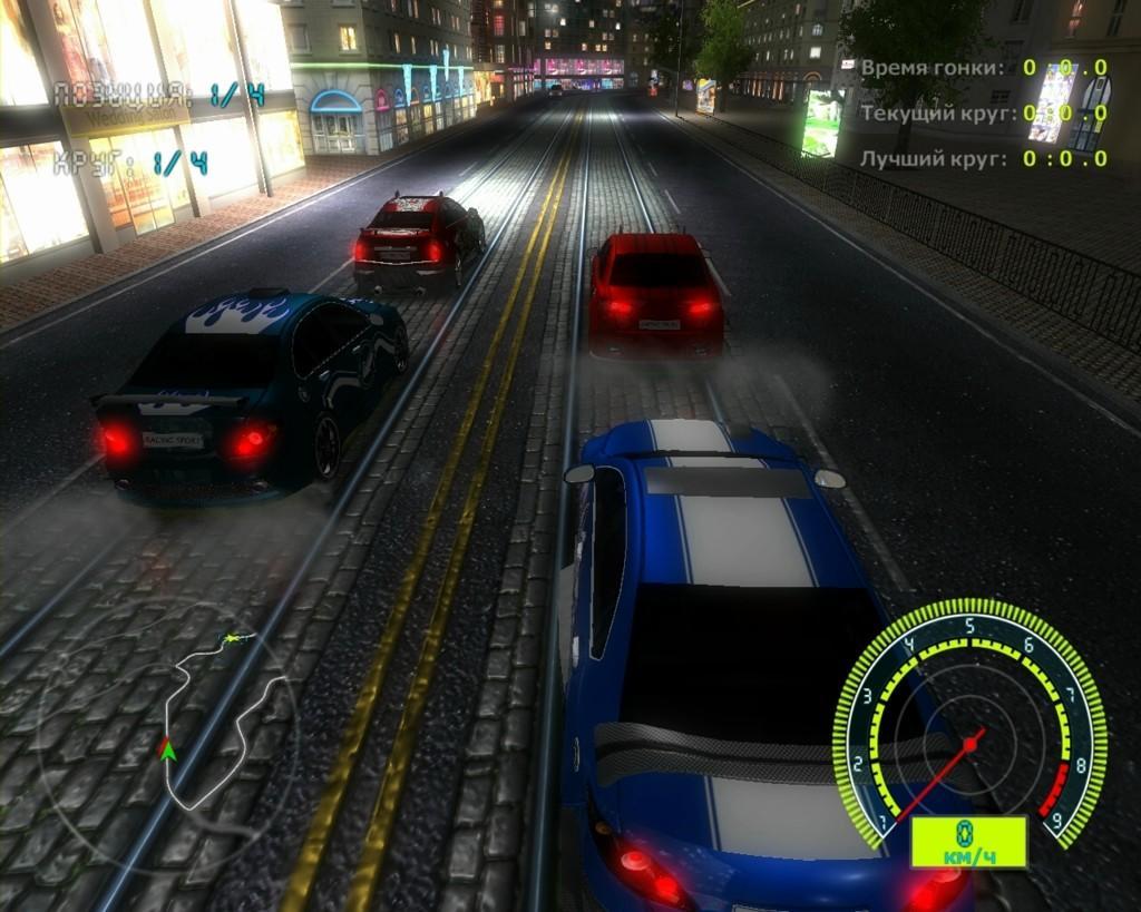 скачать игру Street Racing Stars покорение америки - фото 5