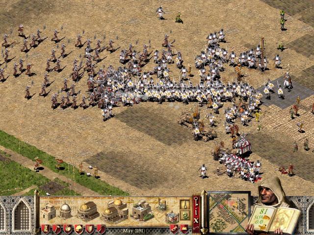 Чит коды на stronghold crusader