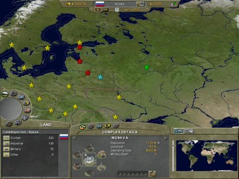 Supreme Ruler 2020: Global Crisis