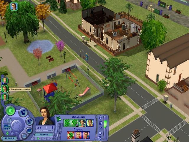 игра Sims скачать бесплатно через торрент img-1
