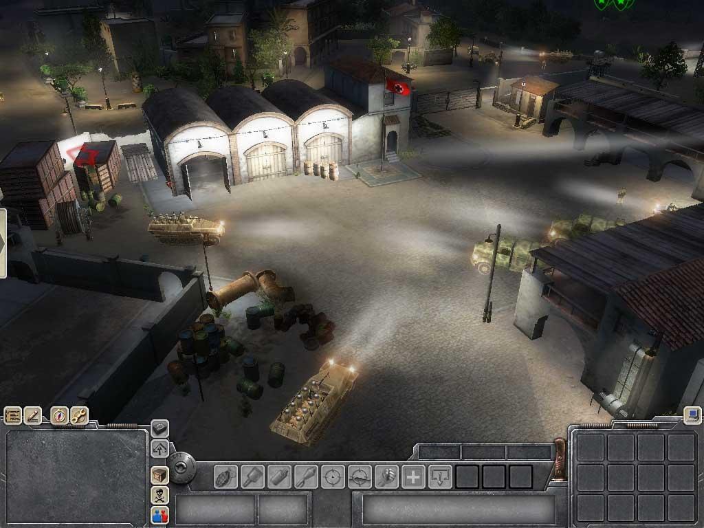 Скачать торрент В тылу врага 2: Лис пустыни (2008) PC Crack. .