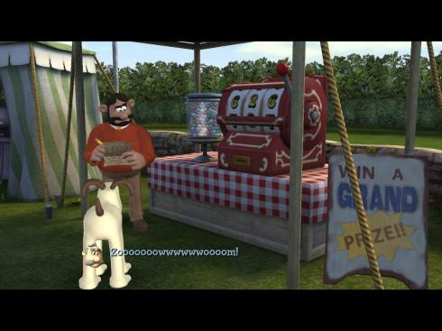 Wallace & Gromit's Grand Adventures Episode 3 - Muzzled!