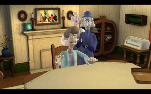 Wallace & Gromit's Grand Adventures Episode 4 - The Bogey Man