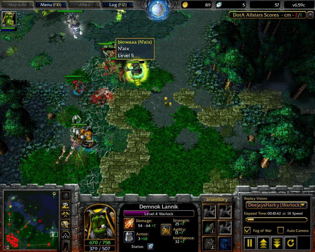 Warcraft 3 Maps Dota 6 75 Ai For Mac Bermoadmin