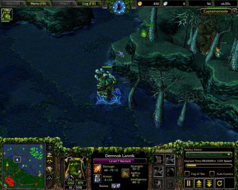 Warcraft III: Defense of the Ancients
