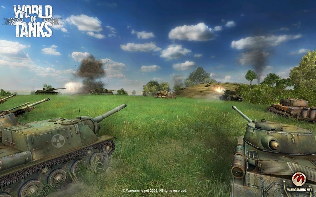 �������� ����� World of Tanks