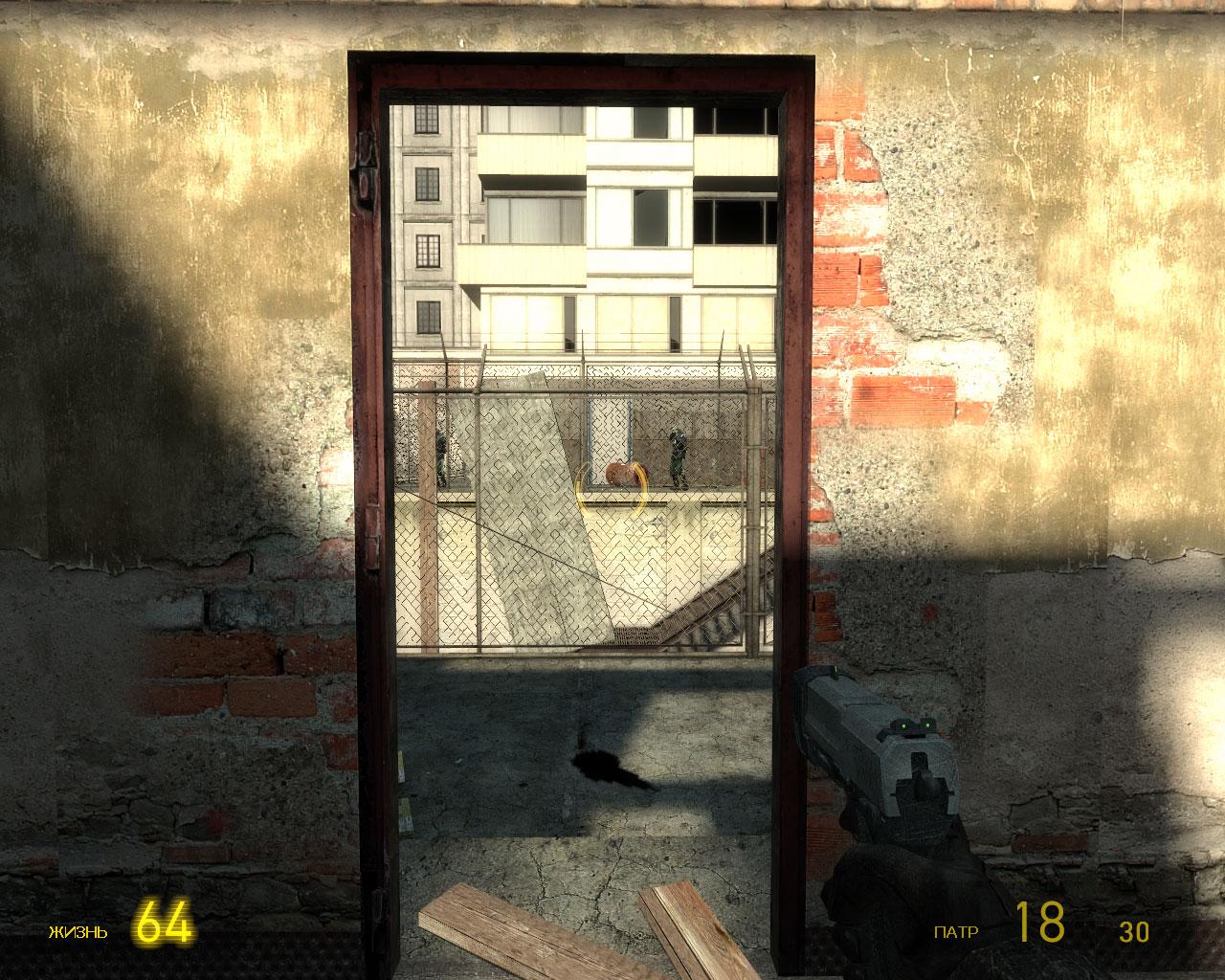 Half-life 2 (valve) (2004/rus) repack