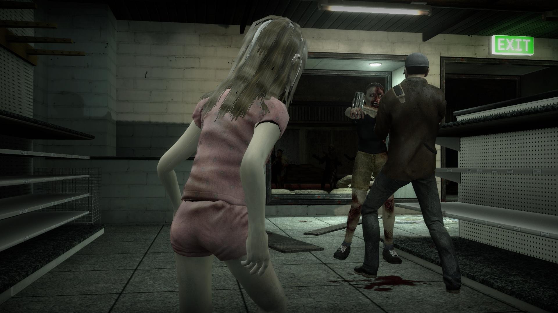 Left 4 dead zombie porn sex pics