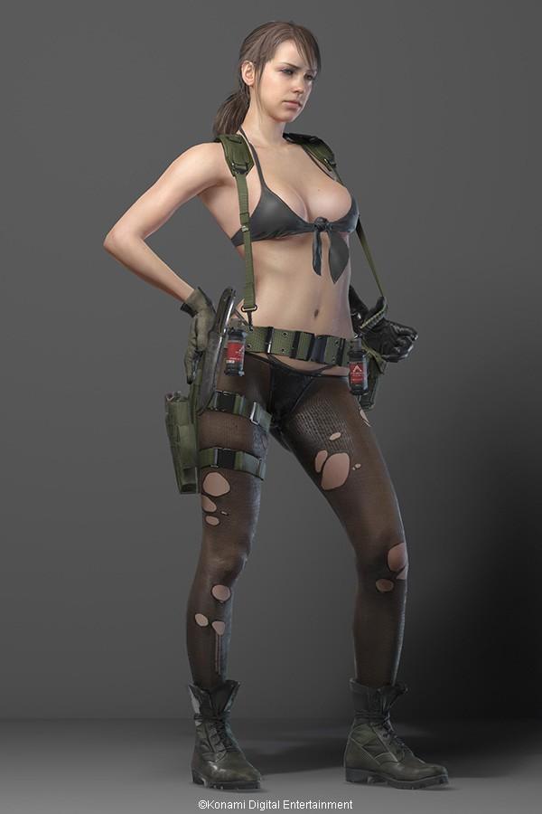Сексуальные женские образы для игр