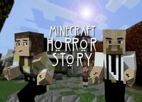 Майнкрафтовская история ужасов