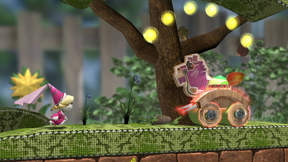 Run Sackboy! Run! появится на PS Vita в следующем месяце