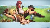 Royal Quest добралась до релиза и переходит в новую эпоху
